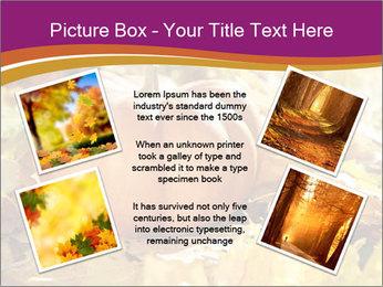 Halloween pumpkin PowerPoint Template - Slide 24