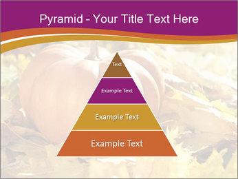 Halloween pumpkin PowerPoint Template - Slide 30