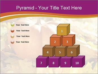 Halloween pumpkin PowerPoint Template - Slide 31