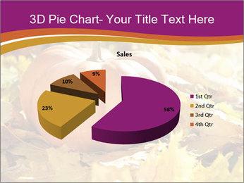 Halloween pumpkin PowerPoint Template - Slide 35