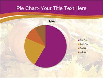Halloween pumpkin PowerPoint Template - Slide 36