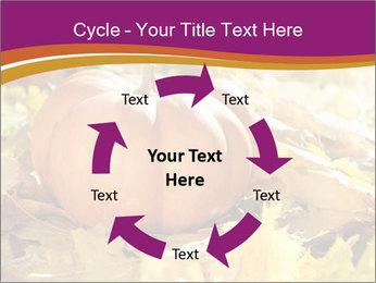 Halloween pumpkin PowerPoint Template - Slide 62