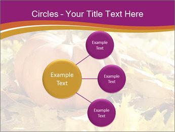 Halloween pumpkin PowerPoint Template - Slide 79