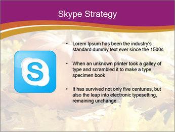 Halloween pumpkin PowerPoint Template - Slide 8