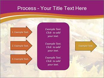 Halloween pumpkin PowerPoint Template - Slide 85