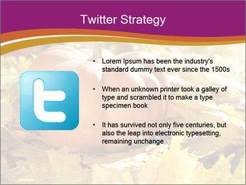 Halloween pumpkin PowerPoint Template - Slide 9