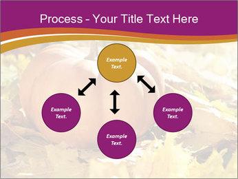 Halloween pumpkin PowerPoint Template - Slide 91