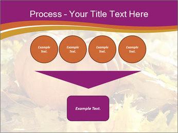 Halloween pumpkin PowerPoint Template - Slide 93