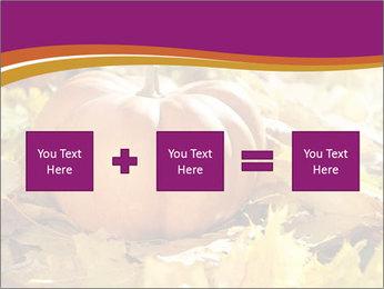 Halloween pumpkin PowerPoint Template - Slide 95