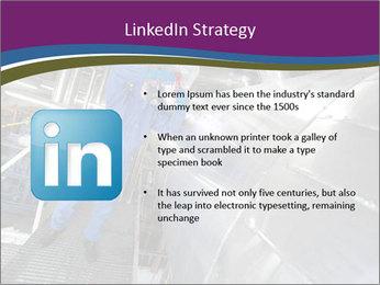 Technician in mask PowerPoint Template - Slide 12