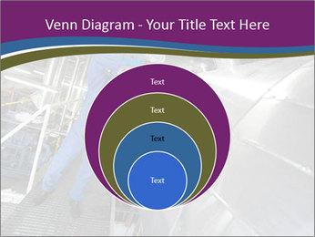 Technician in mask PowerPoint Template - Slide 34