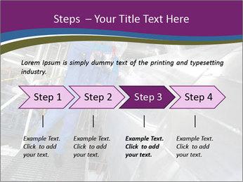 Technician in mask PowerPoint Template - Slide 4