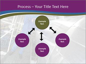 Technician in mask PowerPoint Template - Slide 91