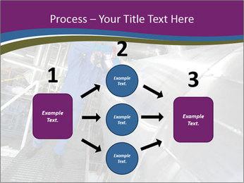 Technician in mask PowerPoint Template - Slide 92