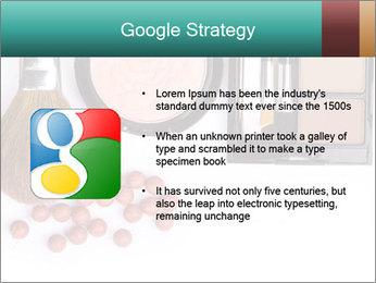 Makeup brush PowerPoint Template - Slide 10