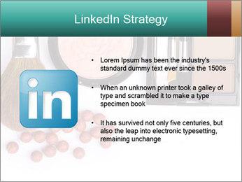 Makeup brush PowerPoint Template - Slide 12
