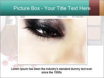 Makeup brush PowerPoint Template - Slide 15