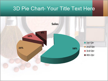 Makeup brush PowerPoint Template - Slide 35