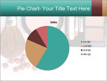 Makeup brush PowerPoint Template - Slide 36