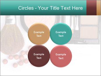 Makeup brush PowerPoint Template - Slide 38