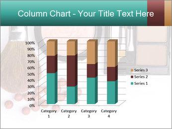 Makeup brush PowerPoint Template - Slide 50