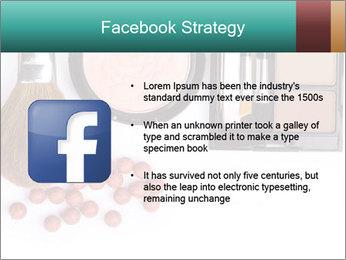 Makeup brush PowerPoint Template - Slide 6