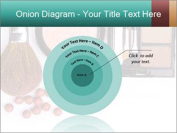 Makeup brush PowerPoint Template - Slide 61
