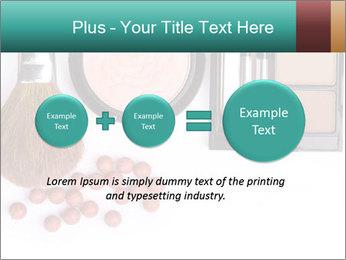 Makeup brush PowerPoint Template - Slide 75