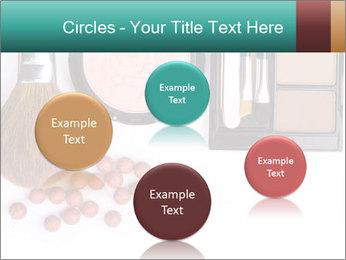 Makeup brush PowerPoint Template - Slide 77