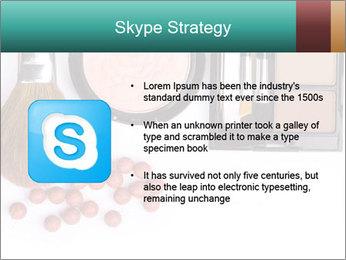 Makeup brush PowerPoint Template - Slide 8