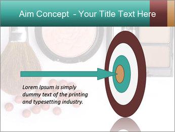 Makeup brush PowerPoint Template - Slide 83