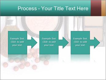 Makeup brush PowerPoint Template - Slide 88
