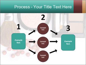 Makeup brush PowerPoint Template - Slide 92