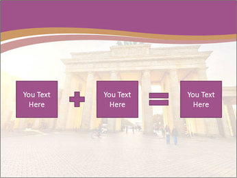 Berlin at sunset PowerPoint Template - Slide 95