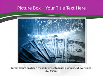 Security metal safe PowerPoint Template - Slide 15