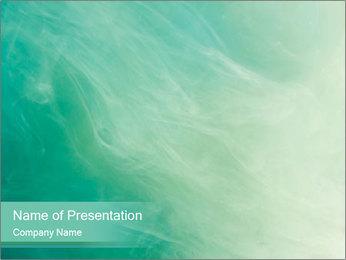 Watercolor Modèles des présentations  PowerPoint