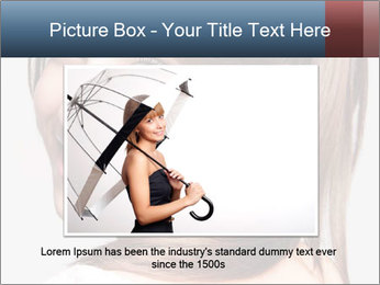 Friendly smiling PowerPoint Template - Slide 15