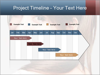 Friendly smiling PowerPoint Template - Slide 25