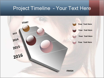 Friendly smiling PowerPoint Templates - Slide 26