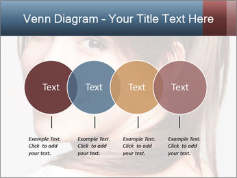 Friendly smiling PowerPoint Template - Slide 32