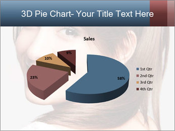 Friendly smiling PowerPoint Template - Slide 35