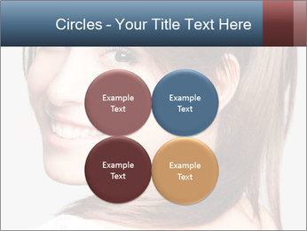 Friendly smiling PowerPoint Template - Slide 38