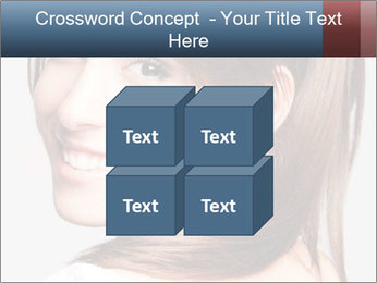 Friendly smiling PowerPoint Template - Slide 39