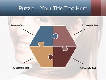 Friendly smiling PowerPoint Template - Slide 40