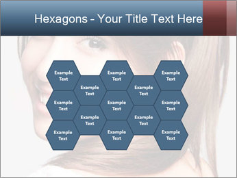 Friendly smiling PowerPoint Templates - Slide 44