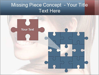 Friendly smiling PowerPoint Template - Slide 45