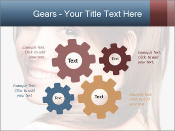 Friendly smiling PowerPoint Templates - Slide 47