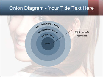 Friendly smiling PowerPoint Template - Slide 61