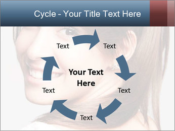 Friendly smiling PowerPoint Template - Slide 62