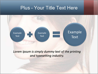 Friendly smiling PowerPoint Template - Slide 75